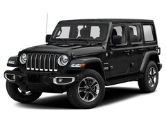 New 2021 Jeep Wrangler UNLIMITED SAHARA 4X4 Sport Utility in Budd Lake, NJ