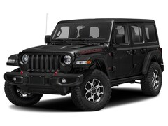 New 2021 Jeep Wrangler Unlimited Rubicon SUV for sale in Mount Vernon, OH