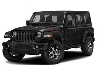 2021 Jeep Wrangler Rubicon Unlimited Rubicon