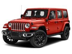 2021 Jeep Wrangler 4xe WRANGLER RUBICON 4xe Sport Utility