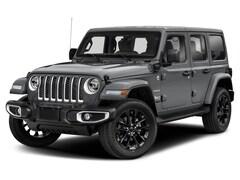 2021 Jeep Wrangler Rubicon Convertible