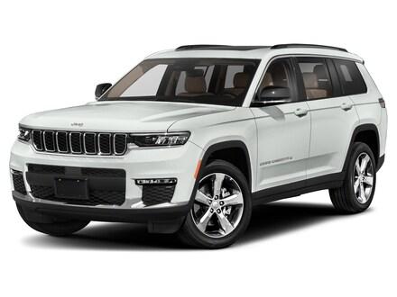 2021 Jeep Grand Cherokee L Summit 4X4 SUV