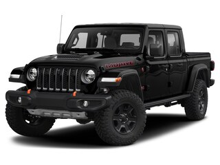 New 2021 Jeep Gladiator Mojave Truck Crew Cab