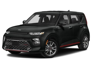 Picture of a  2021 Kia Soul GT-Line Hatchback For Sale In Lowell, MA