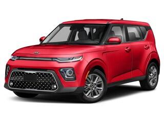 2021 Kia Soul EX IVT Hatchback