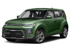 New 2021 Kia Soul EX Hatchback in Savannah, GA