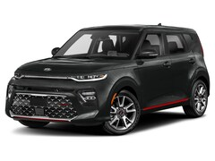 2021 Kia Soul Turbo Hatchback