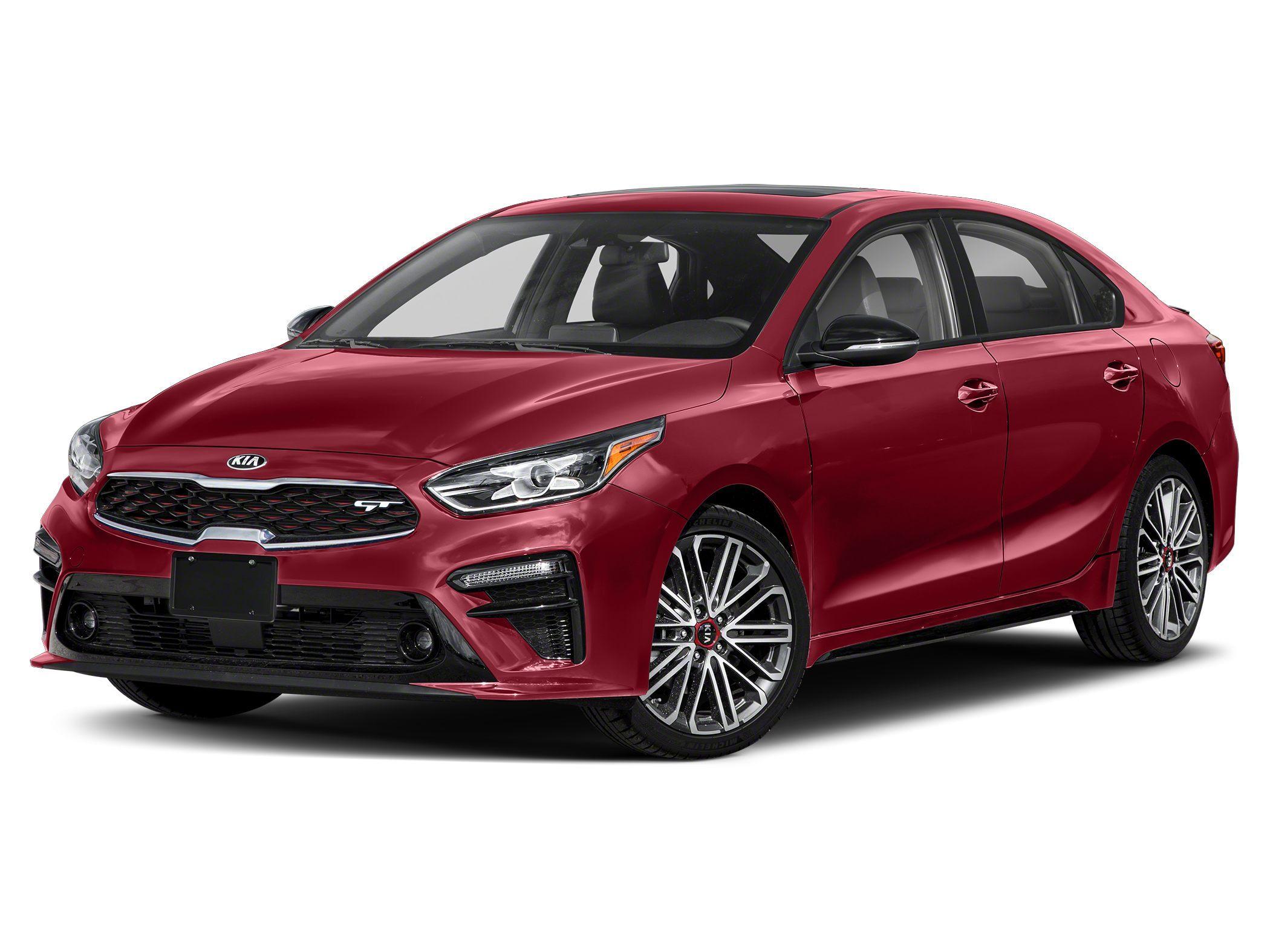 2021 Kia Forte Sedan