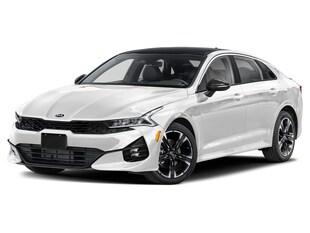 2021 Kia K5 GT-Line Sedan
