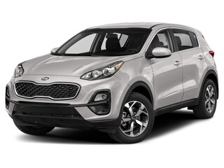 Picture of a  2021 Kia Sportage LX SUV For Sale In Lowell, MA