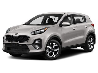 new 2021 Kia Sportage S SUV in Reno
