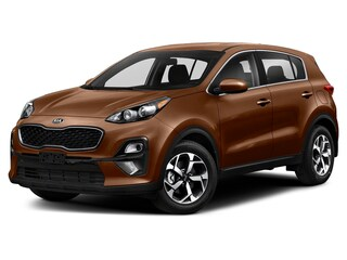 New 2021 Kia Sportage EX SUV in Las Cruces, MO