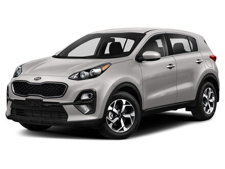 Featured New 2021 Kia Sportage EX SUV for sale near you in Framingham, MA