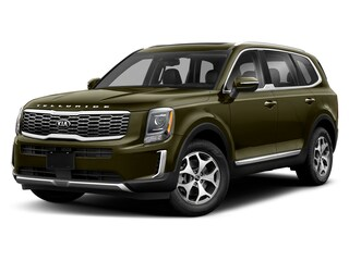 New 2021 Kia Telluride EX Telluride EX FWD 3.8L V6 w/ Premium Pckg KU1266T for Sale in Wilmington, DE, at Kia of Wilmington