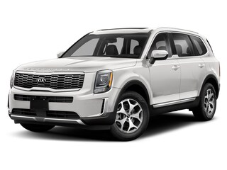 New 2021 Kia Telluride EX Telluride EX FWD 3.8L V6 w/Premium & Tow Pckg KU1272 for Sale in Wilmington, DE, at Kia of Wilmington