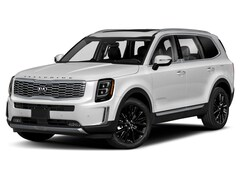 New 2021 Kia Telluride SX SUV for sale in Tyler, TX