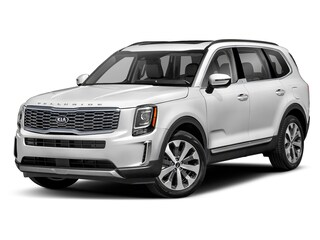 New 2021 Kia Telluride S SUV for sale in Kaysville, UT at Young Kia