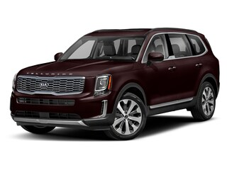 New 2021 Kia Telluride S AWD SUV 5XYP6DHC4MG126073 for sale in Erie, PA