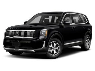 New 2021 Kia Telluride EX Telluride EX AWD 3.8L w/Nitefall, Prem. & Tow Pckg KU1274 for Sale in Wilmington, DE, at Kia of Wilmington