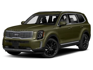 New 2021 Kia Telluride SX SUV For Sale In Lowell, MA