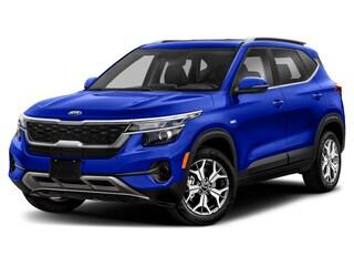 New 2021 Kia Seltos EX SUV for sale near you in Burlington, MA