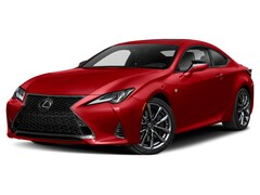 2021 LEXUS RC 300 F SPORT AWD Coupe