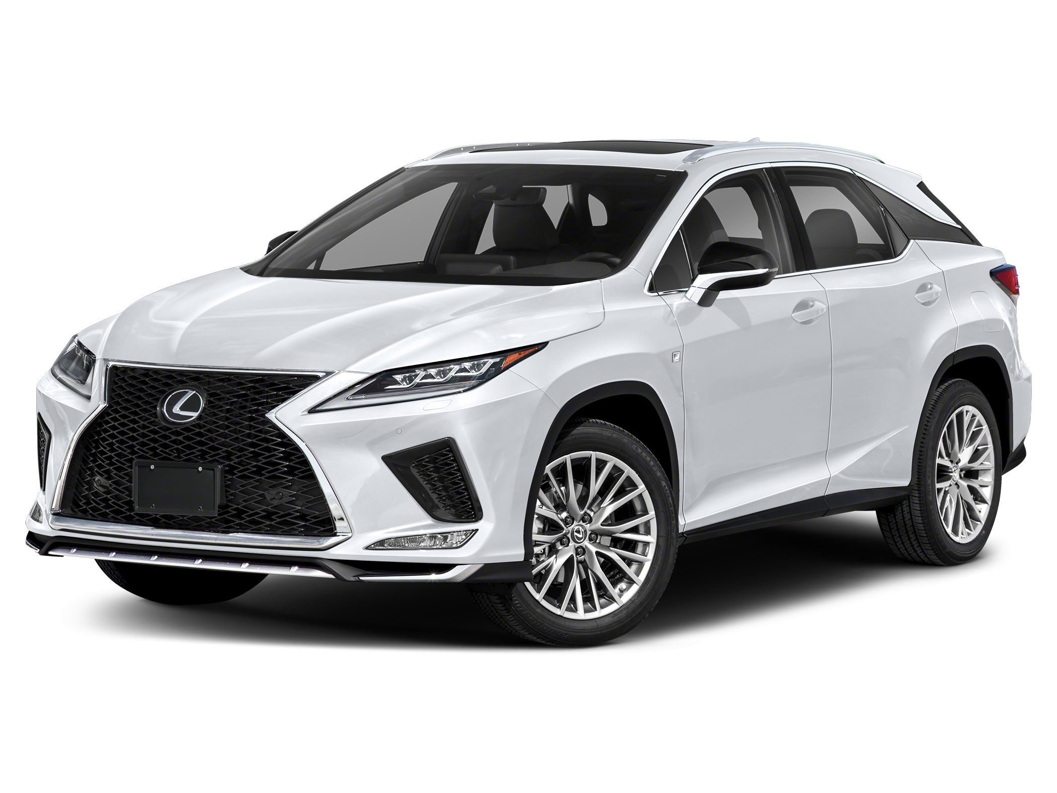 2021 New Lexus Rx 350 Suv F Sport Appearance For Sale In Grapevine Mc198716