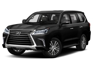 2021 LEXUS LX 570 Three-Row SUV