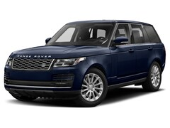 New 2021 Land Rover Range Rover Westminster SUV in Cape Cod, MA