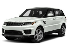 New 2021 Range Rover Sport SUV for Sale Near Boston