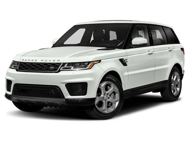 New 2021 Land Rover Range Rover Sport HSE Silver Edition MHEV SUV for sale in Irondale, AL