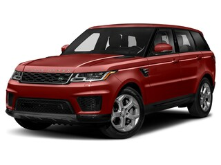 New Lincoln for sale 2021 Land Rover Range Rover Sport HSE SUV in El Paso, TX