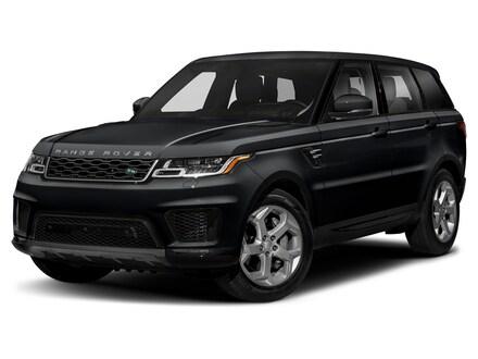 2021 Land Rover Range Rover Sport HSE AWD HSE Silver Edition MHEV  SUV SALWR2SU7MA784634