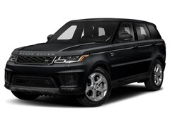 new 2021 Land Rover Range Rover Sport HSE SUV for sale in Columbia, SC