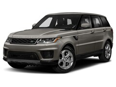 New 2021 Land Rover Range Rover Sport HSE AWD HSE Silver Edition MHEV  SUV for sale New York