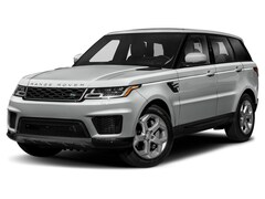 New 2021 Land Rover Range Rover Sport HSE Silver Edition MHEV SUV for sale in Houston
