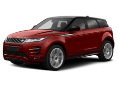 New 2021 Land Rover Range Rover Evoque R-Dynamic SE SUV For Sale in Hartford, CT
