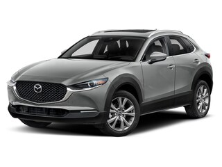 new Mazda vehicle 2021 Mazda Mazda CX-30 Premium Package SUV for sale in Palatine, IL