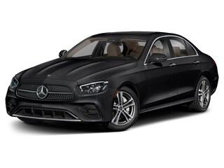 2021 Mercedes-Benz E 350 4MATIC Sedan