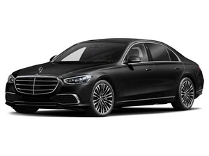 New 2021 Mercedes-Benz S-Class 4MATIC Sedan for Sale in Lubbock, TX