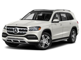 new 2021 Mercedes-Benz GLS 450 4MATIC SUV near boston