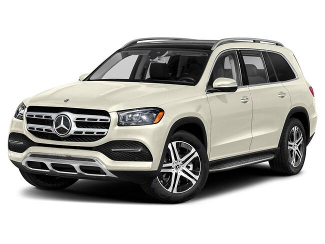 New 2021 Mercedes-Benz GLS 450 4MATIC SUV Lubbock, TX