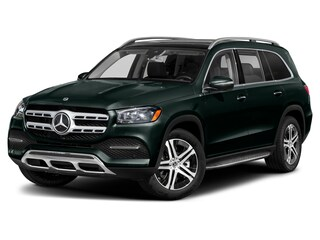 New 2021 Mercedes-Benz GLS 450 4MATIC SUV in Hanover, MA