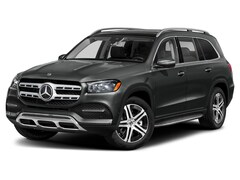 New 2021 Mercedes-Benz GLS 450 4MATIC SUV Selenite Gray Metallic in Fort Myers