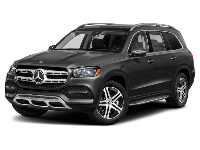 New 2021 Mercedes-Benz GLS 450 4MATIC SUV for sale in Denver, CO