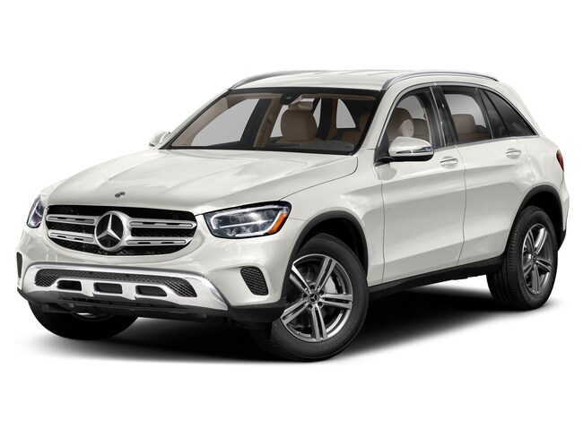 New 2021 Mercedes-Benz GLC 300 4MATIC SUV in Scarborough, ME