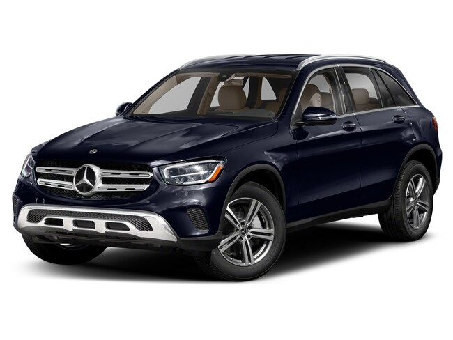 New 2021 Mercedes-Benz GLC GLC 300 4MATIC SUV SUV for sale in Arlington VA