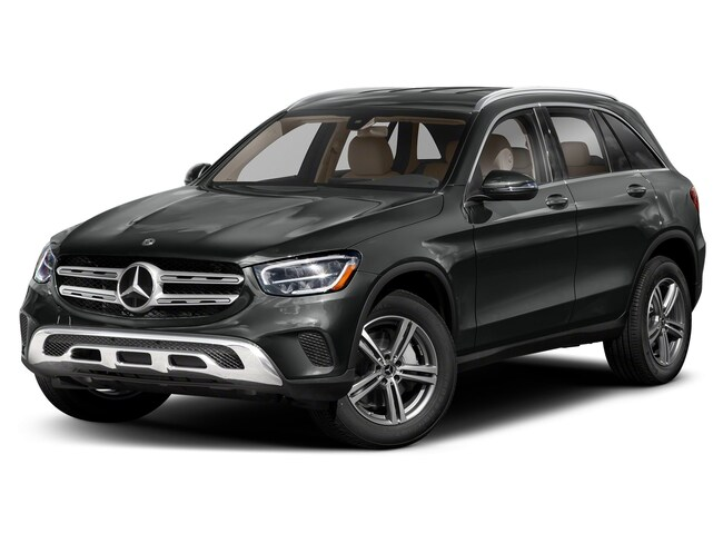 New 2021 Mercedes-Benz GLC 300 4MATIC SUV in Belmont
