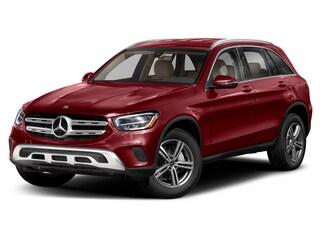 New 2021 Mercedes-Benz GLC 300 4MATIC SUV for sale in Belmont, CA