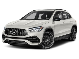 New 2021 Mercedes-Benz AMG GLA 45 4MATIC SUV for sale in Springfield, IL